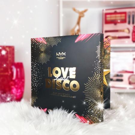 NYX professzionális smink Love Lust Disco