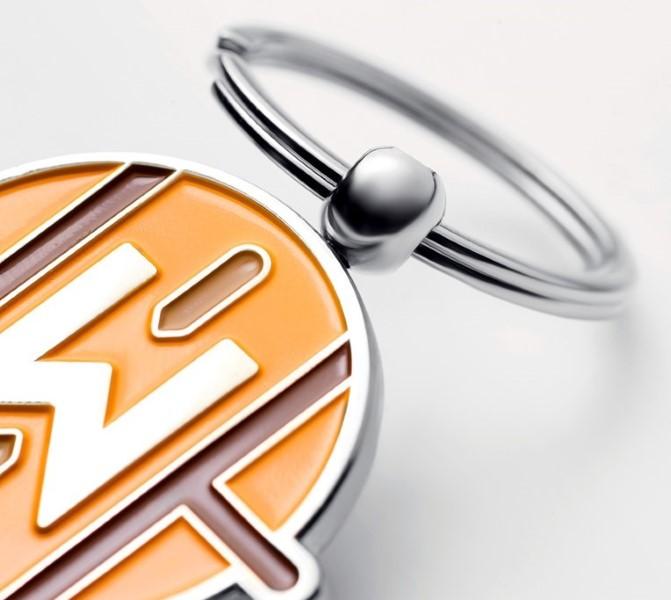 Üzleti ajándék: Testreszabott fém kulcstartók